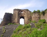 Gate of Pharwala Fort