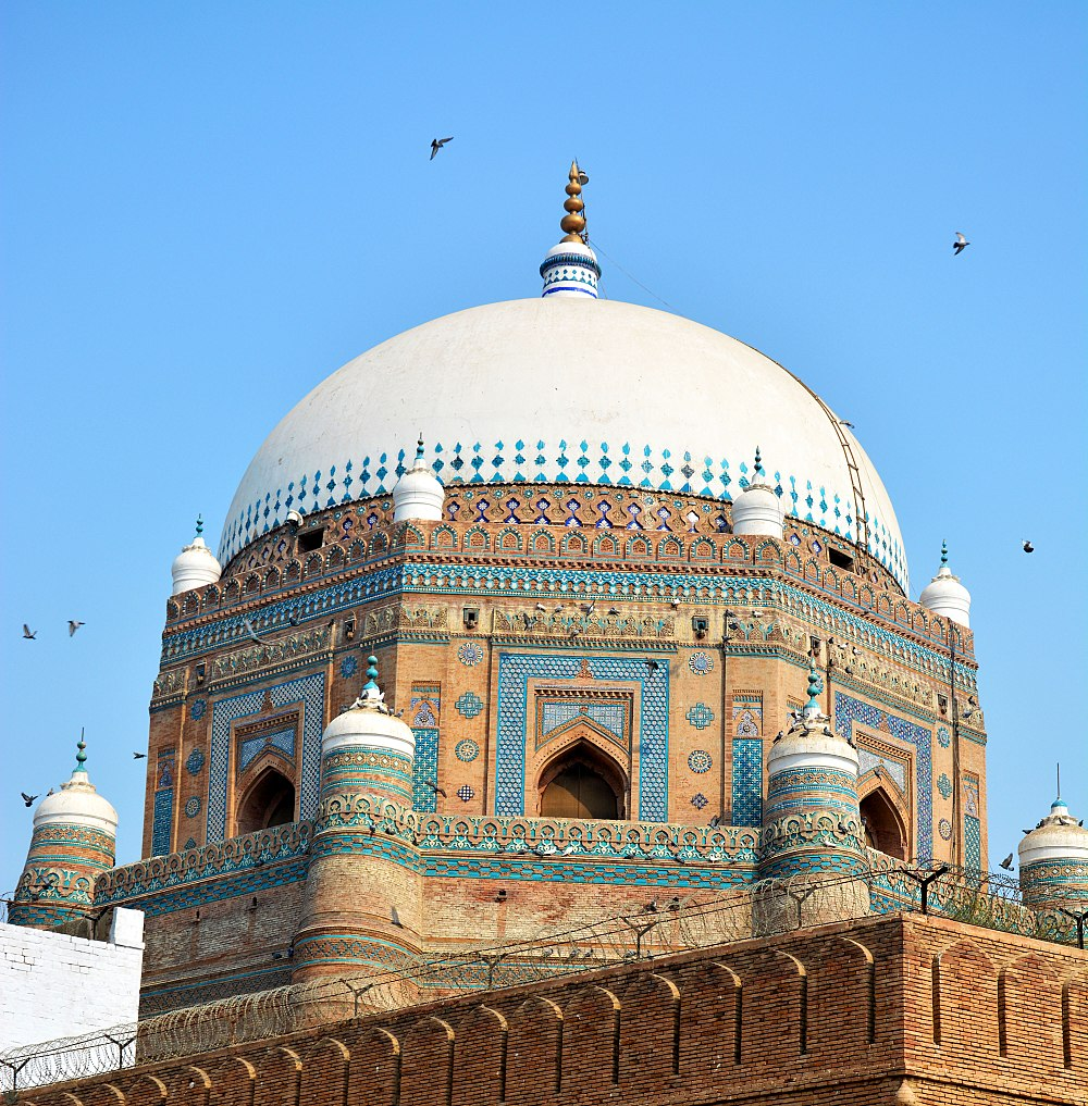 Tomb of Shah Rukn-e-Alam, Multan