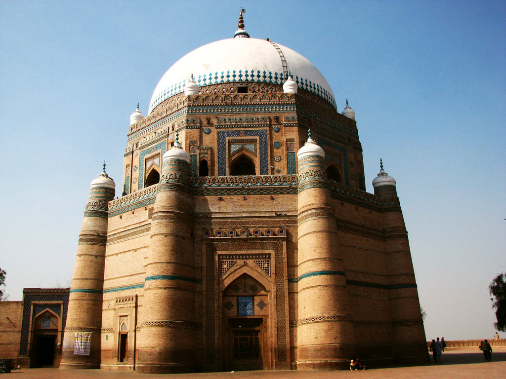 Tomb of Shah Rukn-e Alam